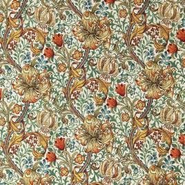 Бронзовая лилия 150 см — ткань гобеленовая