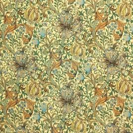 Голубая лилия 150 см — ткань гобеленовая