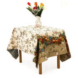 Яблоневый цвет (150*160 см) — скатерть декоративная