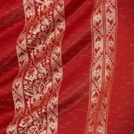 Камелия (терракот) — ткань портьерная