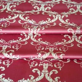 Лизетта (бордо) — ткань портьерная