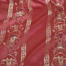 Людовик (бордо) — ткань портьерная