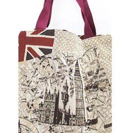 Лондон (37*42 см) — сумка декоративная