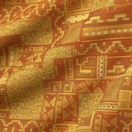 Луна (золото2) — ткань портьерная
