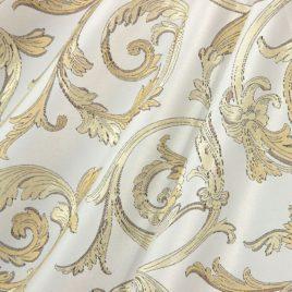 Ретро-2 (белый4) 145х280 см — комплект штор