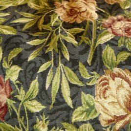 Ретро розы (150 см) — ткань гобеленовая