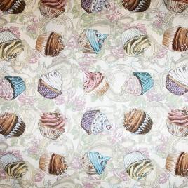 Шармель (150 см) — ткань гобеленовая