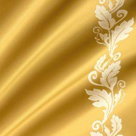 Арлон (золото) — ткань портьерная