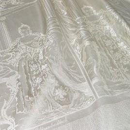 Елизавета I (сливки) — ткань портьерная