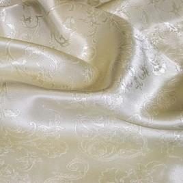 Изящный (сливки) — ткань портьерная