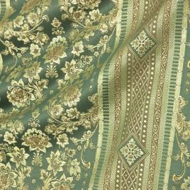 Кружева (морская волна) — ткань портьерная