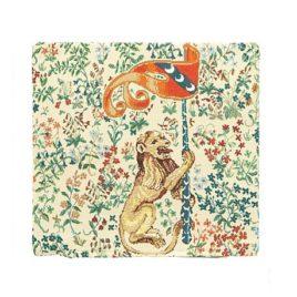 Лев (35*35 см) — салфетка декоративная