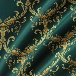 Лизетта (изумруд) — ткань портьерная