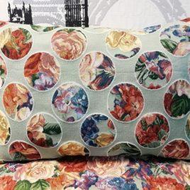 Ля Флёр (50х70 см) — подушка гобеленовая