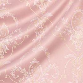 Милано (лиловый) — ткань портьерная