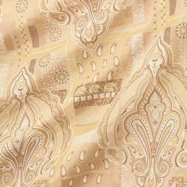 Раджа (беж) — ткань портьерная