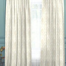 Риджина (белый) 145*280 см — комплект штор