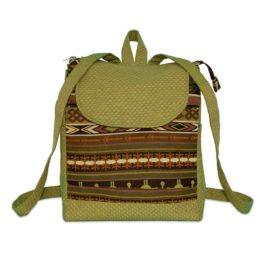 Золотая осень (36×26×16 см) — рюкзак декоративный