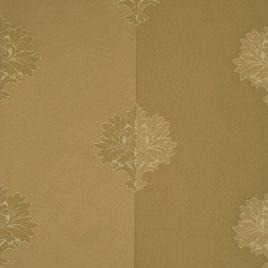 Абстрактная хризантема (песок) 145*280 см — комплект штор