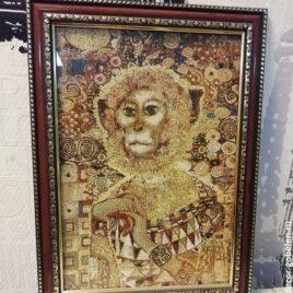 Адель (26х35 см) — картина гобеленовая