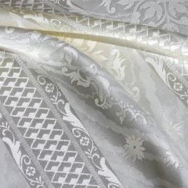 Каскад (сливки) — ткань портьерная