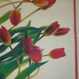 Тюльпаны (50х70 см) — салфетка декоративная