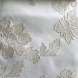 Анастасия (белый) — ткань портьерная