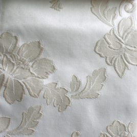 Анастасия (белый) 145х280 см — комплект штор