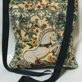 Единорог (25*27 см) — сумочка декоративная