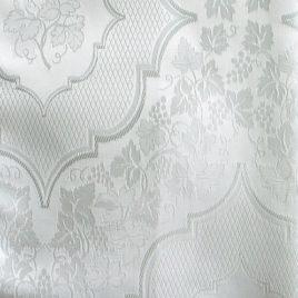 Нормандия (белый) — ткань портьерная