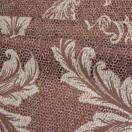 Вивальди (шоколад) 145х280 см — комплект штор