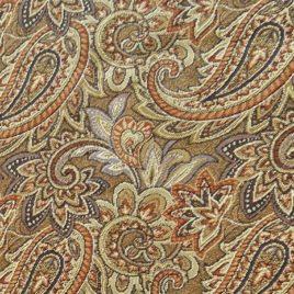 Восток мелкий (беж) 150 см — ткань гобеленовая