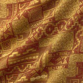 Луна (золото3) — ткань портьерная