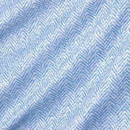 Ёлочка (синий) 145*280 см — комплект штор