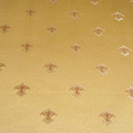 Лилия (золото) 145х280 см — комплект штор
