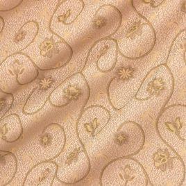 Арабески (беж1) — ткань портьерная