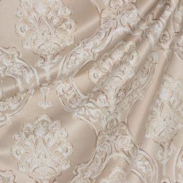 Капучино (беж) — ткань портьерная