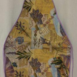 Лаванда 75*50 см — фартук декоративный