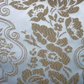 Виктория (белый/песок) — ткань портьерная