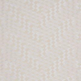 Кубик ёлочка (белый) 145*280 см — комплект штор