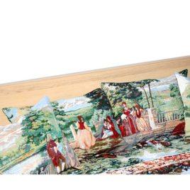 Сады Версаля (45х65 см) — наволочка декоративная