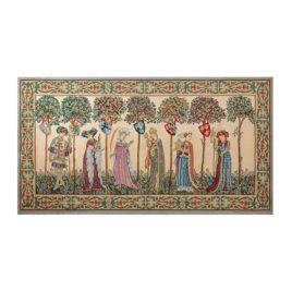 Пьемонт, замок Ла Манта (235*440 см) — панно гобеленовое на подкладке