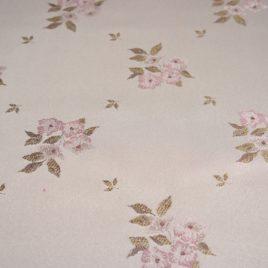 Розы мелкие (беж1) 145*280 см — комплект штор