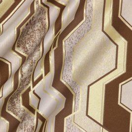 Техно (белый 4) 145х280 см — комплект штор