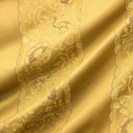 Павлины (песок) — ткань портьерная