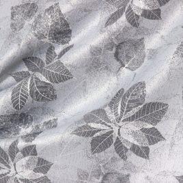 Октябрь (серый) — ткань портьерная