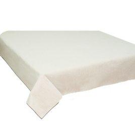 Ванильный лёд (150*220 см) — скатерть декоративная