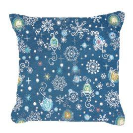 Фонарики (38*38 см) — подушка декоративная