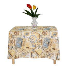 Меридиан (150х160 см) — скатерть декоративная