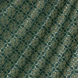 Сандал (изумруд) — ткань портьерная